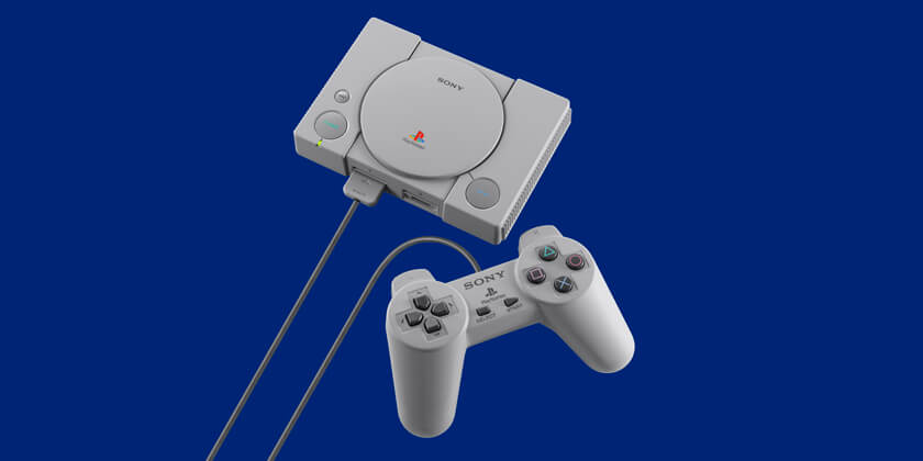 Play it Again op de PlayStation Classic