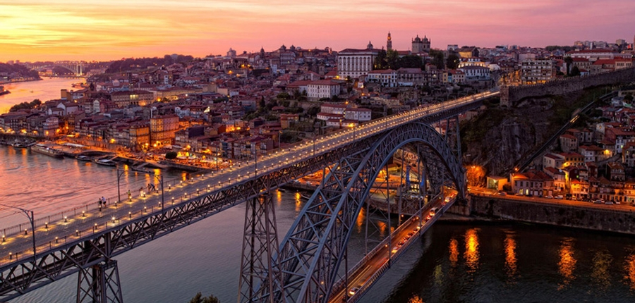 Porto: 3 dagen in een warm bad