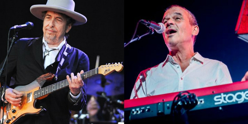 Happy B-Day, Bob Dylan & Ernst Jansz!