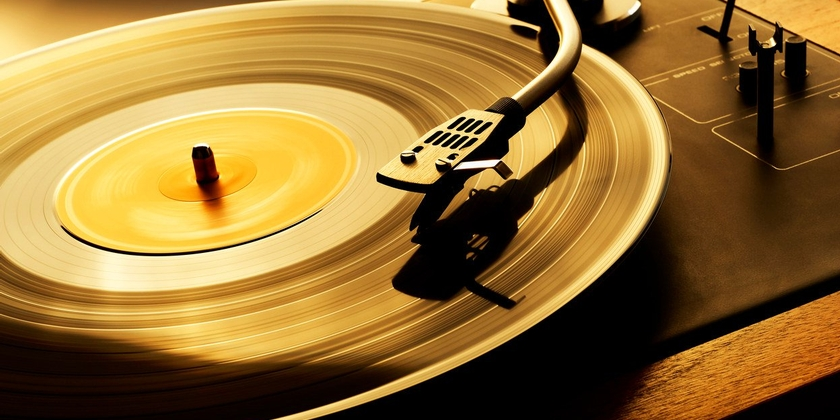 Investeren in vinyl is goud